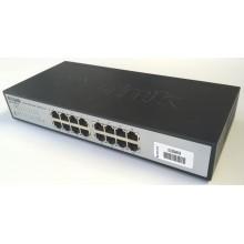 Switch D-Link DES-1100-16 16port 10/100 EasySmart