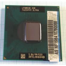 Procesor SL9KW (Intel Celeron M 440 LF80538NE0361ME)