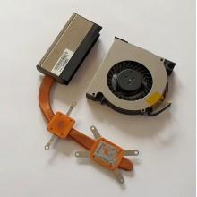 Chlazení 13N0-BUA0101 + ventilátor BFB0705HA z Asus X61Z