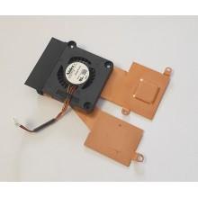 Chlazení 13NA-2BA0502 + ventilátor G40N05MS1ZT z Asus Eee 1001PX