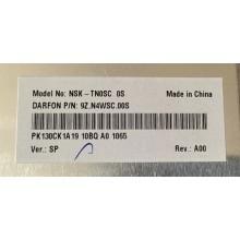 Klávesnice NSK-TN0SC z Toshiba Satellite L655 vadná