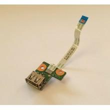 USB board DA0AX1TB6E0 / 4FAX1UB0000 z HP Compaq CQ56-230SC