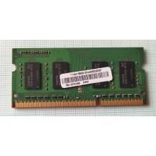 Paměť RAM do NB Samsung M471B2874EH1 1GB 1066Mhz DDR3