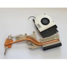 Chlazení + ventilátor GB0507PGV1-A z Fujitsu Siemens Amilo PI 3540