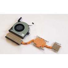 Chlazení 13N1-26A0S01 + ventilátor DFS501105PR0T z Asus VivoBook X542U
