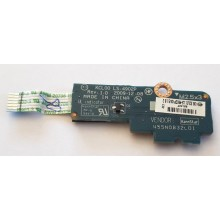 Power board / Zapínání LS-4902P / 455N0B32L01 z HP EliteBook 8440p