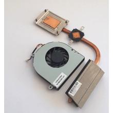 Chlazení + ventilátor KSB06105HA z Toshiba Satellite C650D-112