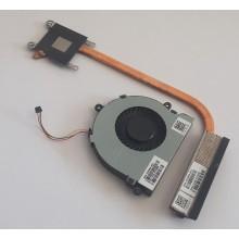 Chlazení AT14D00A0R0 + ventilátor DFS470805CL0T z HP 255 G3
