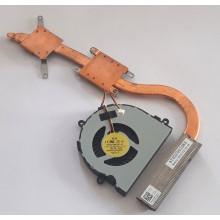 Chlazení 0Y4D8R + ventilátor DFS470805CL0T z Dell Inspiron 15R-5521
