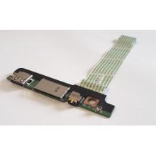 USB Audio Čtečka karet 455.06R02.0001 Lenovo IdeaPad 700-15ISK vadné