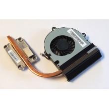 Chlazení AT0FO0010R0 + ventilátor KSB06105HA z Acer Aspire 5733