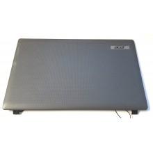Zadní část krytu displaye AP0FO000K10 + webkamera z Acer Aspire 5733