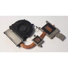 Chlazení 686310-001 + ventilátor NFB65B05H z HP ProBook 6570b