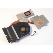 Chlazení AT04A001SS0 + ventilátor ZC055515VH-6A z Acer Aspire 5530G