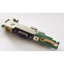 Napájení / DC + VGA board 42W8292 / 42W8187 z Lenovo ThinkPad T410si