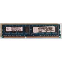 Paměť RAM do PC Nanya NT2GC64B8HA0NF-BE 2GB 1066MHz DDR3