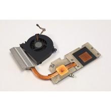 Chlazení 538456-001 + ventilátor UDQFRHH07C1N z HP Compaq 615