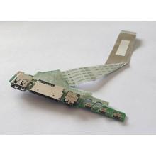 USB + Audio + Čtečka karet 448.03N01.0011 z Lenovo Yoga 500-15ISK