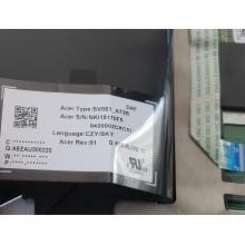 Palmrest EAZAU00801A + touchpad + klávesnice z Acer Aspire 3 A315-23