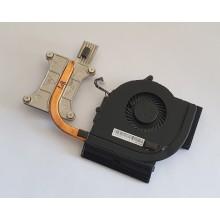 Chlazení + ventilátor KSB06105HB z Lenovo ThinkPad Edge E531