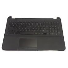 Palmrest + touchpad + nefunkční klávesnice z HP 255 G2