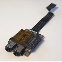 Audio board + Čtečka karet LS-6751P z Lenovo IdeaPad G570