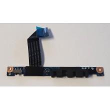 LED board + wifi switch LS-6754P / 455NIA38L01 z Lenovo IdeaPad G570