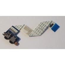 Audio board 50.4RS01.001 / RC8C22056EH11 z HP ProBook 4340s