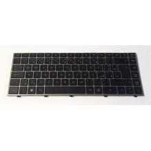 Klávesnice NSK-CH1SW / 701278-FL1 / 639396-FL1 HP ProBook 4340s vadná