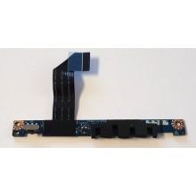 LED board + wifi switch LS-6754P / 455NIA38L01 z Lenovo IdeaPad G575