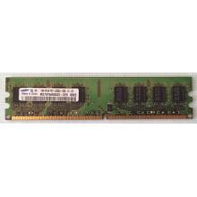 Paměť RAM do PC Samsung M378T5663QZ3-CE6 2GB 667MHz DDR2