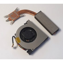 Chlazení 13GNLF1AM030-1 + ventilátor BFB0705HA z Asus F5R
