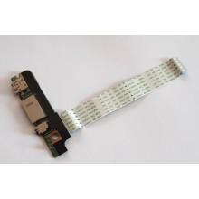 USB + Audio + Čtečka karet 455.05R02.0001 z Lenovo IdeaPad 700-15ISK