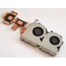 Chlazení + ventilátory 023.1005G.0002 z Lenovo IdeaPad 700-15ISK
