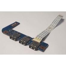 USB board 48.4JN02.011 z Acer Aspire 7552G