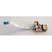 USB board DA0AX1TB6E0 / 4FAX1UB0000 z HP Compaq Presario CQ62