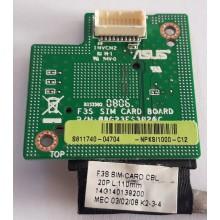 SIM card board 08G23FS3020C z Asus F3L