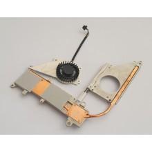 Chlazení 613-5833-A + ventilátor BFB0505HHA z Apple iBook G4 A1055