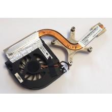 Chlazení 0WY765 + ventilátor DFB601005M30T z Dell Precision M6300