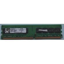 Paměť RAM do PC Kingston KVR667D2N5/1G 1GB 667MHz DDR2