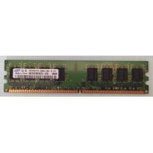 Paměť RAM do PC Samsung M378T2953EZ3-CE6 1GB 667MHz DDR2