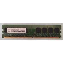 Paměť RAM do PC Aeneon AET760UD00-370B97X 1GB 667MHz DDR2