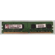 Paměť RAM do PC Kingston KVR533D2N4/1G 1GB 533MHz DDR2