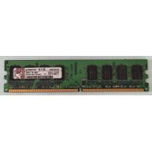 Paměť RAM do PC Kingston KVR667D2N5/2G 2GB 667MHz DDR2