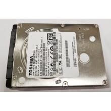 HDD do NB TOSHIBA MQ01ABF050 500GB 2,5 SATAII  Vadné sektory
