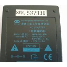 AC adaptér SAWA-01-400 12V / 4,0A / 48W