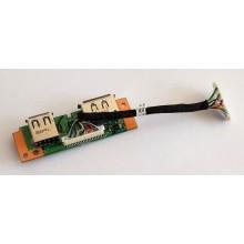 USB board 48.4Z404.011 z Acer Extensa 5430