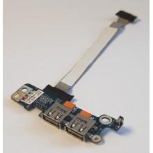 USB board LS-3551P / 4359FMBOL12 z Acer Aspire 7520