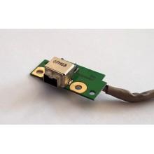 1394 port DC301008H0L / 0X1NHH z Dell Latitude E6410