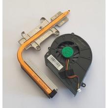 Chlazení + ventilátor AB0805MX-HB3 z Toshiba Satellite L455-S5980
